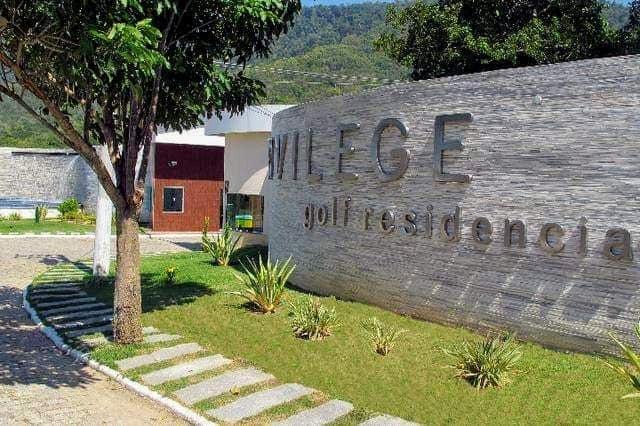 Lindo lote em um dos melhores condomínios de MARICÁ – RESIDENCIAL PRIVILEGE GOLF
