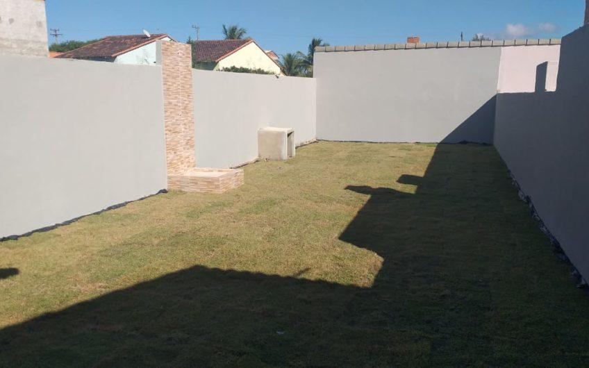 Casa linda em ITAIPUAÇU com quintal todo gramado e churrasqueira