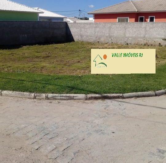 EXCELENTE TERRENO PARA CONSTRUIR! DENTRO DE CONDOMÍNIO!PLANTA JÁ APROVADA!!